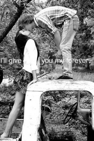 Cute Couple Quote For Him 1 Picture Quote #1