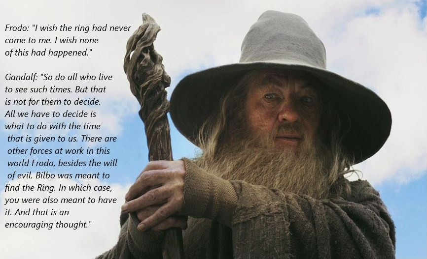 Lord Of The Rings Sayings