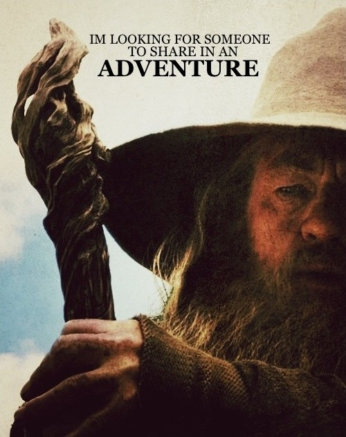 Famous Gandalf Quote 1 Picture Quote #1