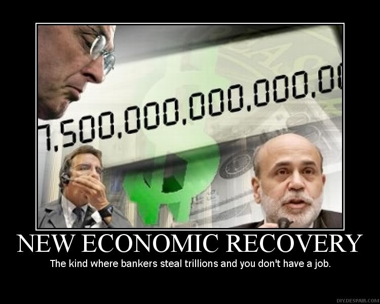Economic Recovery Quote 1 Picture Quote #1