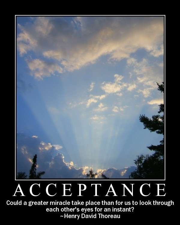 Tolerance And Acceptance Quote 2 Picture Quote #1