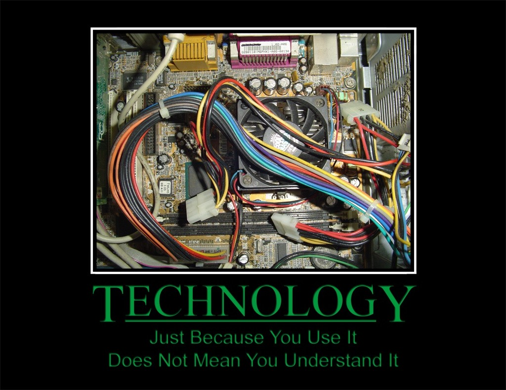Technology Quote 1 Picture Quote #1