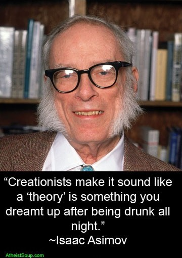 Isaac Asimov On Science Quote 3 Picture Quote #1