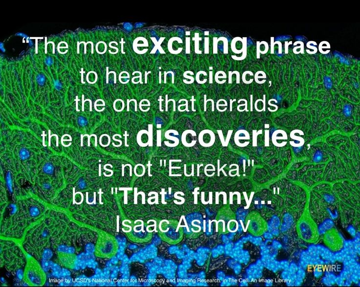 Isaac Asimov On Science Quote 4 Picture Quote #1