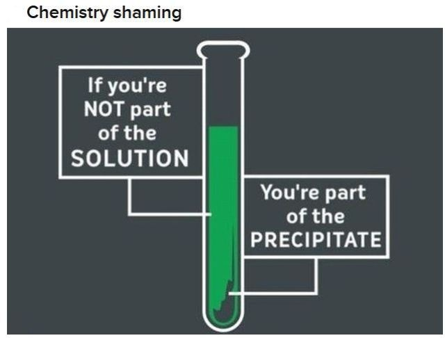 Chemistry Science Quote 1 Picture Quote #1