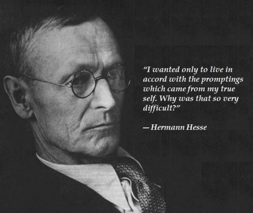 Hermann Hesse Quote Quote Number 595223 Picture Quotes
