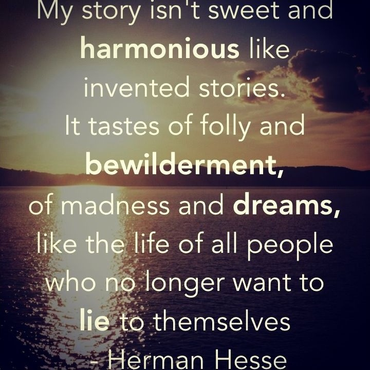 Hermann Hesse Quote Quote Number 595227 Picture Quotes