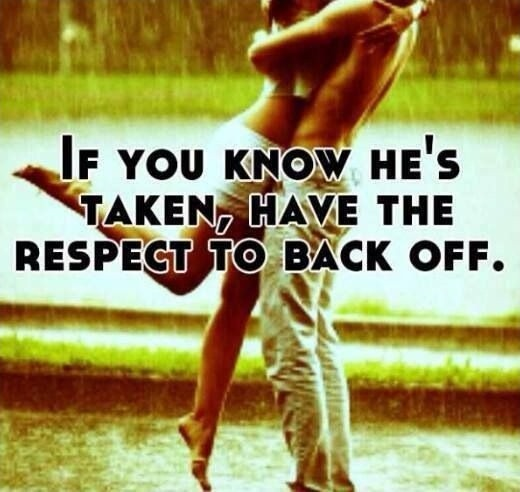 Hes Taken Quote 1 Picture Quote #1