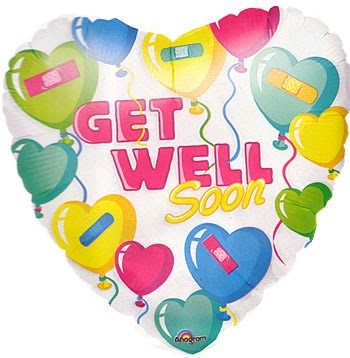 Get Well Quote 6 Picture Quote #1