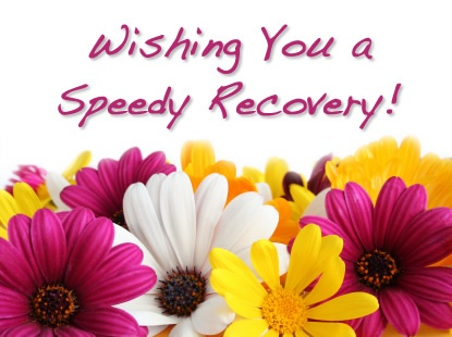 Get Well Recovery Quote 1 Picture Quote #1