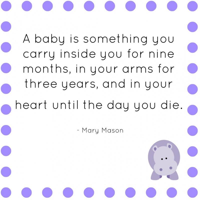 Pregnancy Quote 4 Picture Quote #1