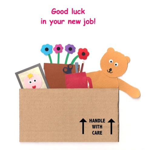 Good Luck On Your New Job Quote 3 Picture Quote #1