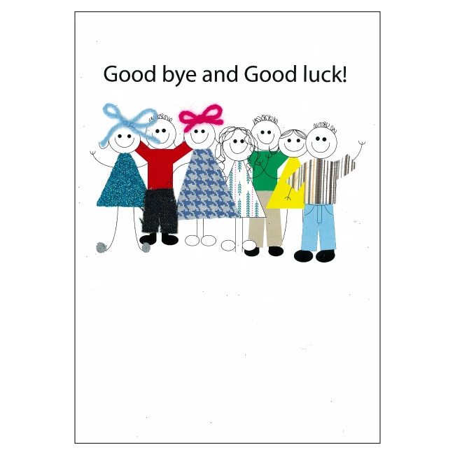 Goodbye And Good Luck Quote 2 Picture Quote #1