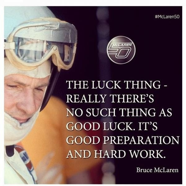 Good Luck Quote 7 Picture Quote #1
