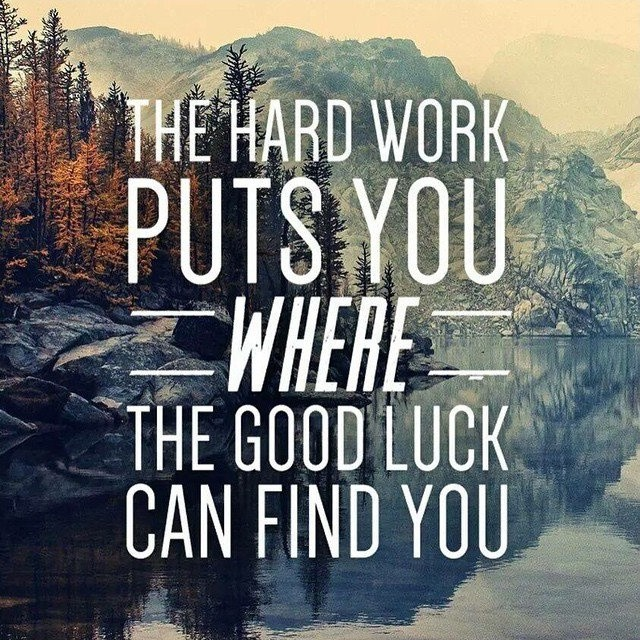 Good Luck Quote 11 Picture Quote #1
