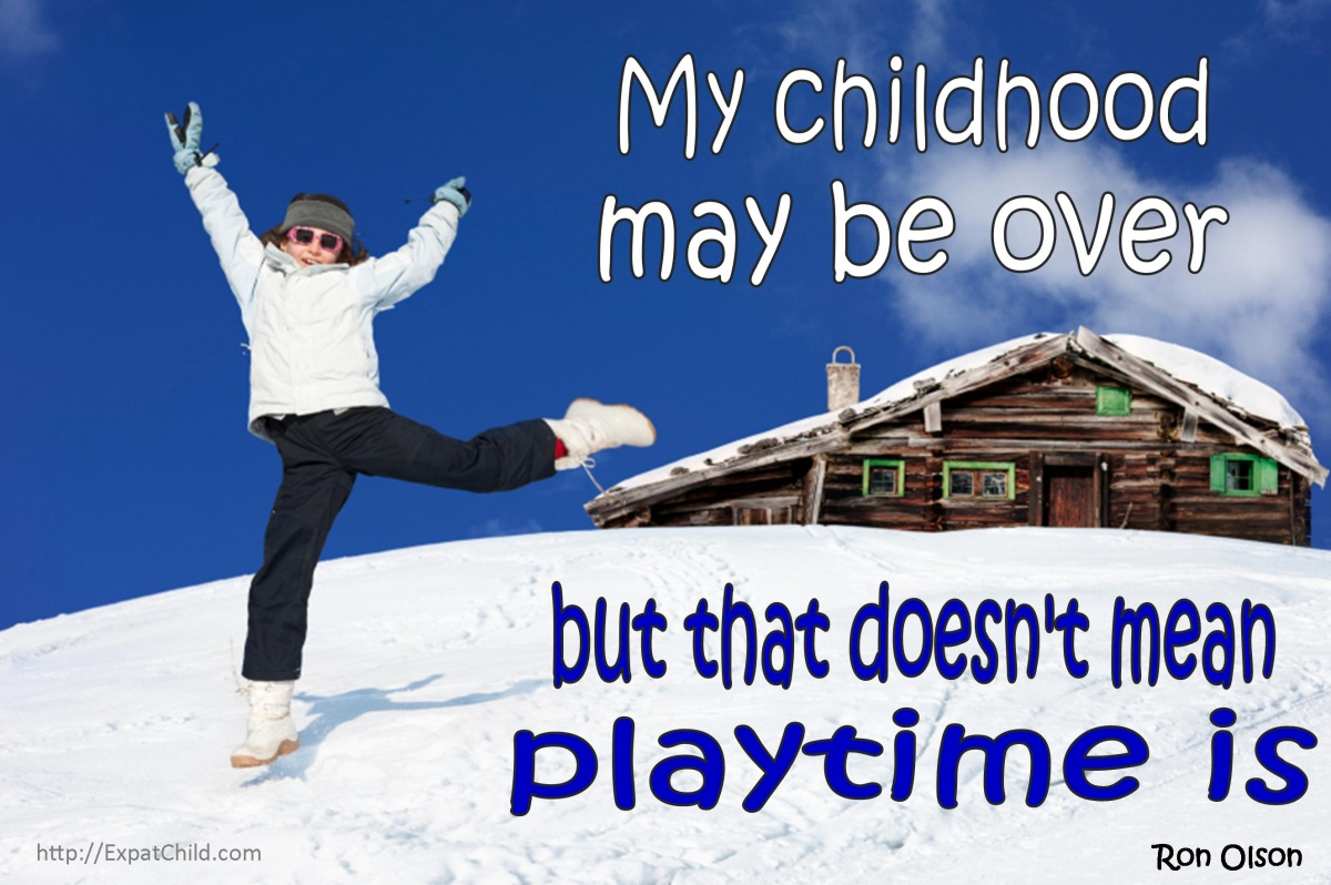 Childhood Quote 1 Picture Quote #1