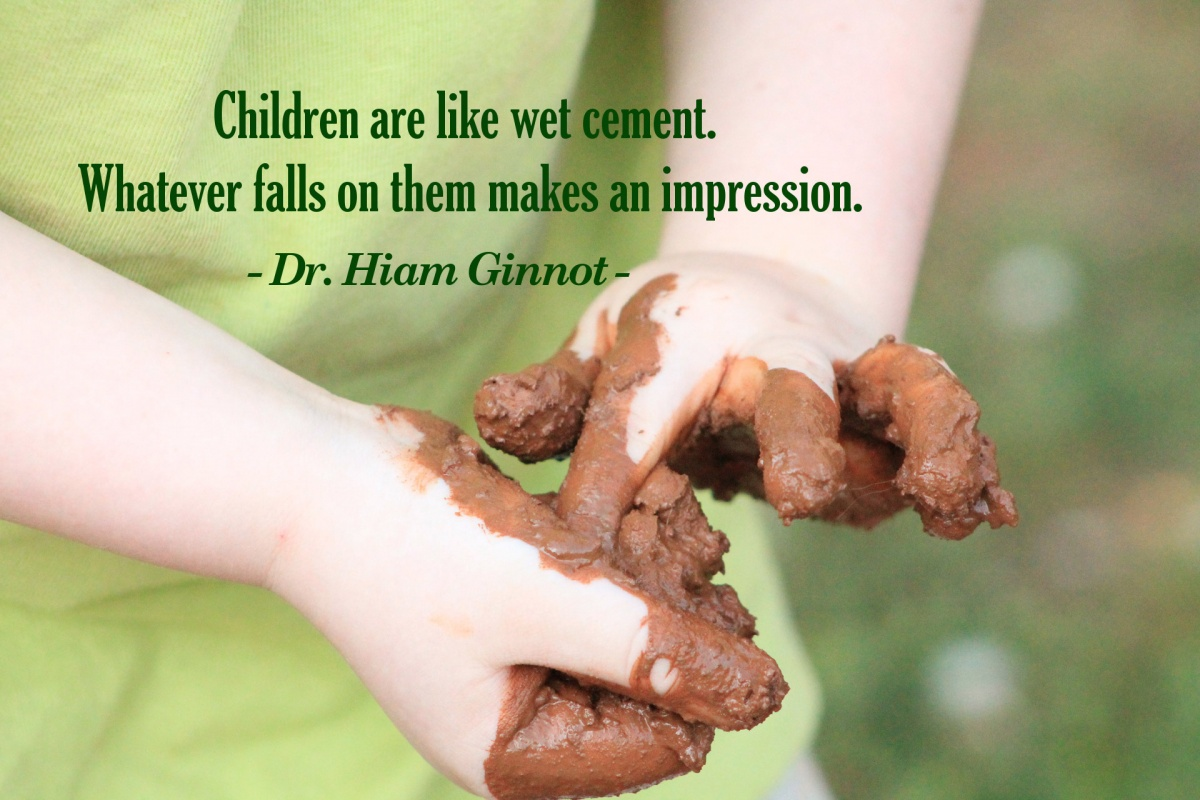 Early Childhood Quote 1 Picture Quote #1