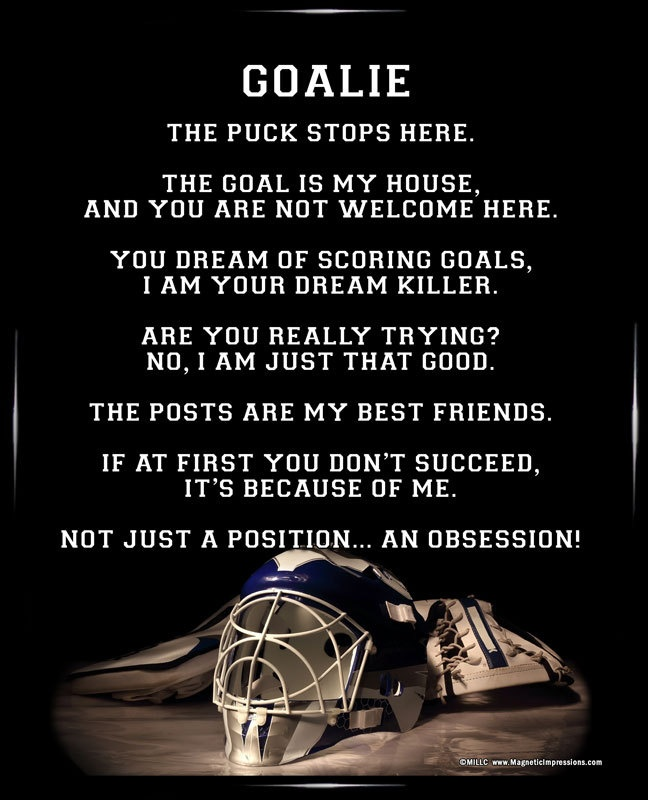 Ice Hockey Quote 1 Picture Quote #1