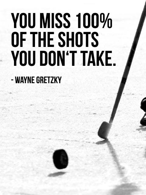 Best Hockey Quote 2 Picture Quote #1
