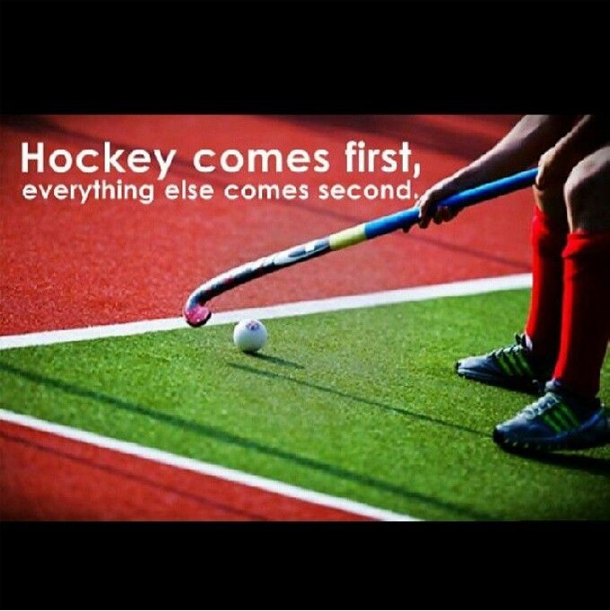 Hockey Quote 12 Picture Quote #1