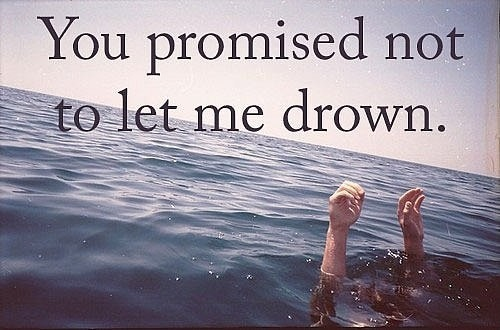 You Broke Your Promise Quote 1 Picture Quote #1