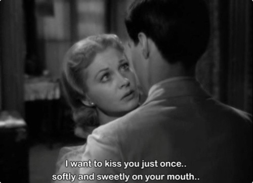I Want Your Kiss Quote 1 Picture Quote #1