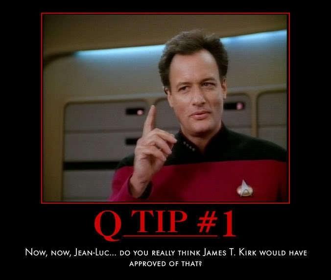 Star Trek Q Quote 1 Picture Quote #1