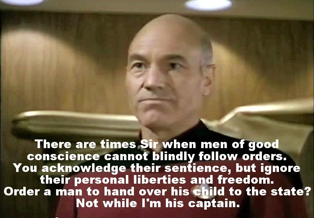 Star Trek Quote Picard 1 Picture Quote #1