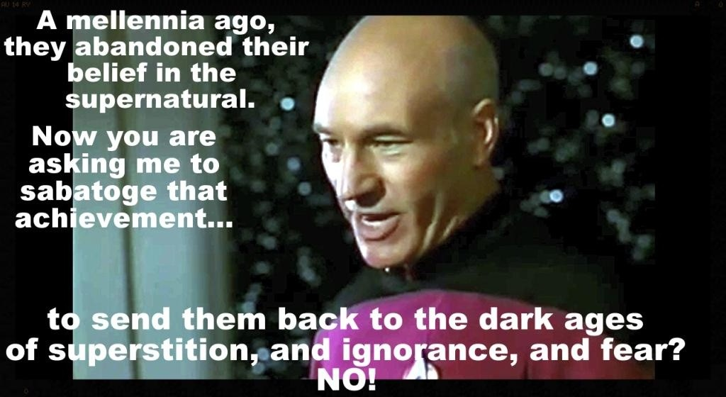 Star Trek Quote Picard 2 Picture Quote #1