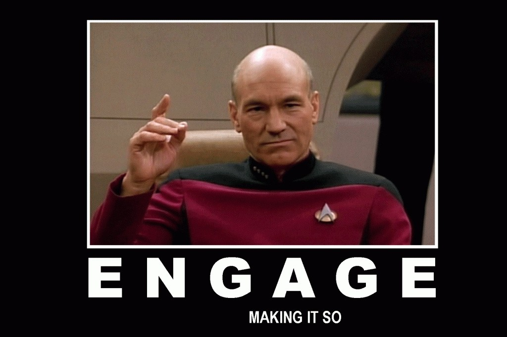 Star Trek Quote Picard 3 Picture Quote #1