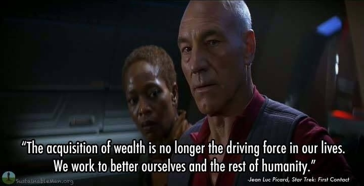 Star Trek Quote Picard 5 Picture Quote #1