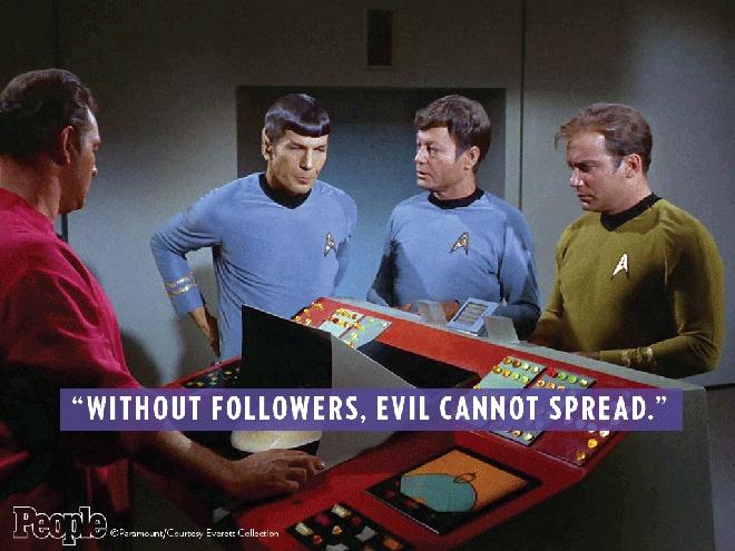 Star Trek Quote 8 Picture Quote #1