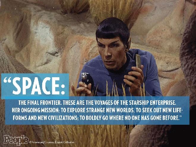 Star Trek Quote 9 Picture Quote #1