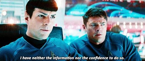 Star Trek Quote 11 Picture Quote #1