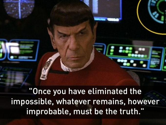 Star Trek Quote 14 Picture Quote #1