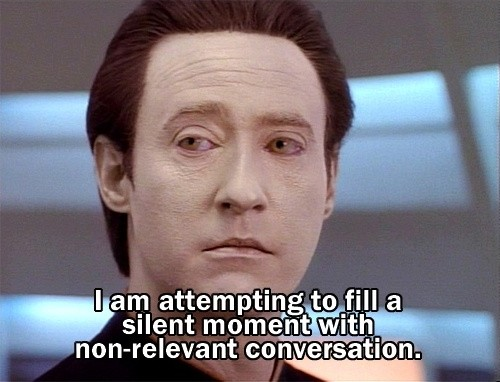 Star Trek Data Funny Quote 1 Picture Quote #1