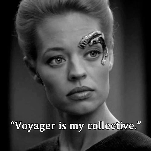 Star Trek Voyager Quote 1 Picture Quote #1