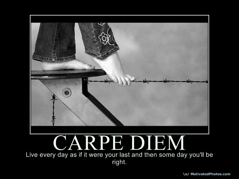 Carpe Diem Quote 2 Picture Quote #1