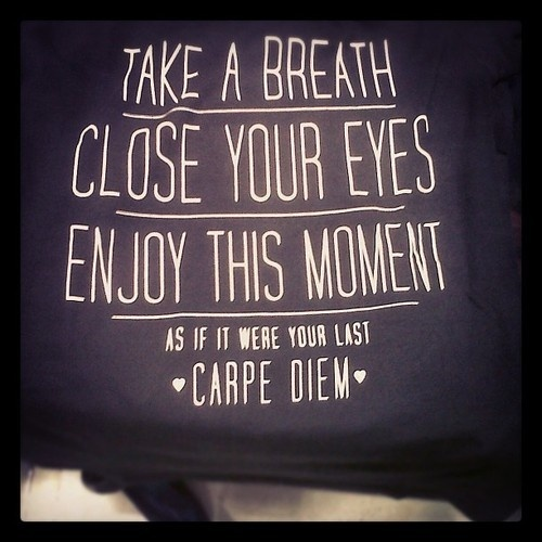 Carpe Diem Quote 4 Picture Quote #1
