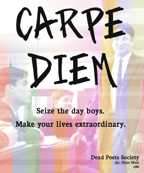 Carpe Diem Quote 5 Picture Quote #1