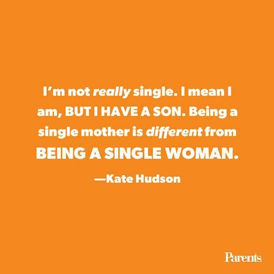 Single Mom Quote 1 Picture Quote #1