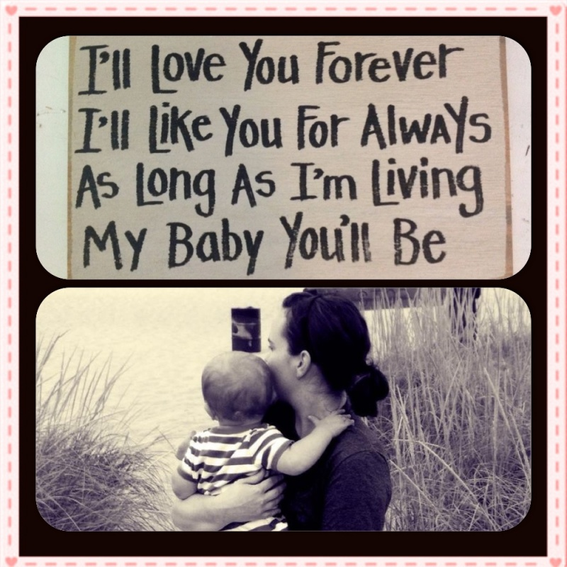 Mom To Son Quotes Fair Mother And Son Quote  Quote Number 597056  Picture Quotes