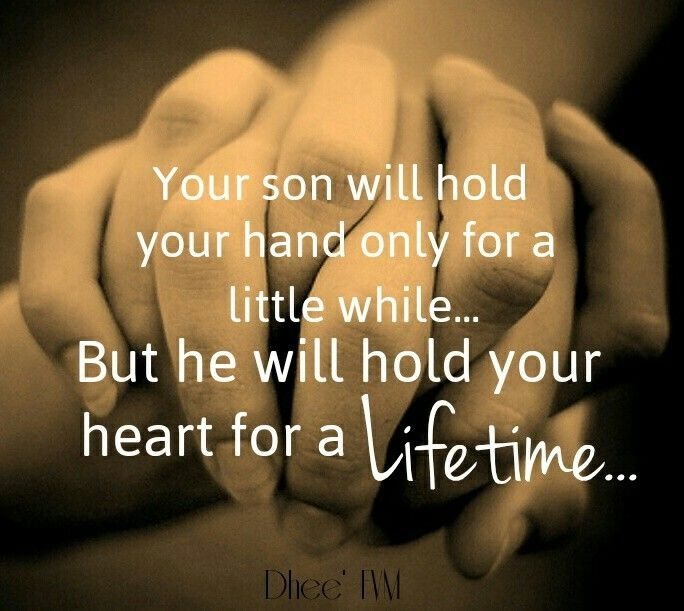 Mother And Son Quote | Quote Number 597061 | Picture Quotes