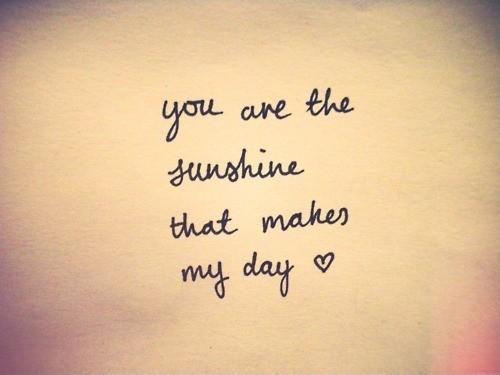 Sunshine Quote 1 Picture Quote #1