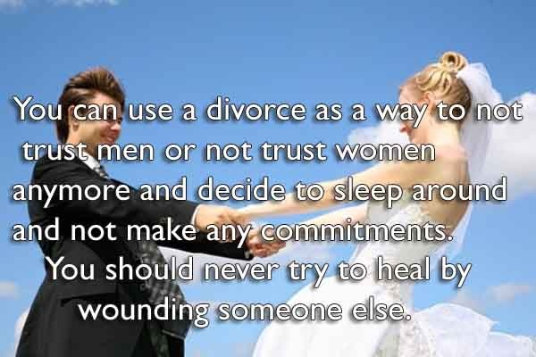 Divorce Quote 1 Picture Quote #1
