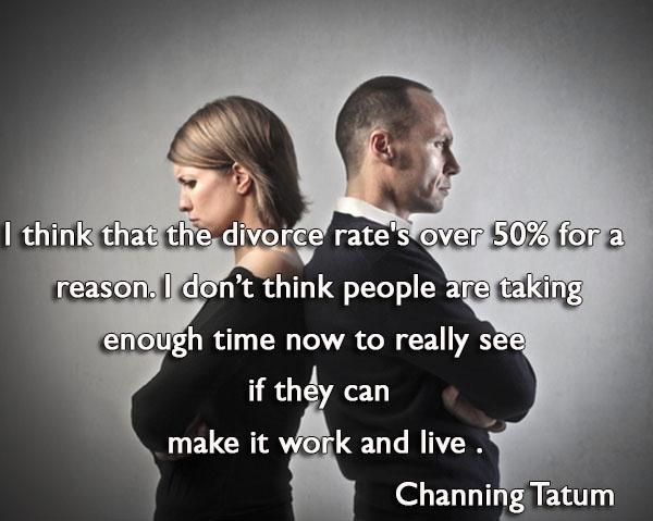 Divorce Quote 3 Picture Quote #1