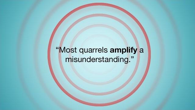 Misunderstanding Quote 1 Picture Quote #1