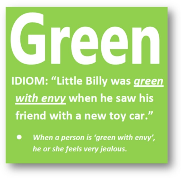 Green Envy Quote 2 Picture Quote #1