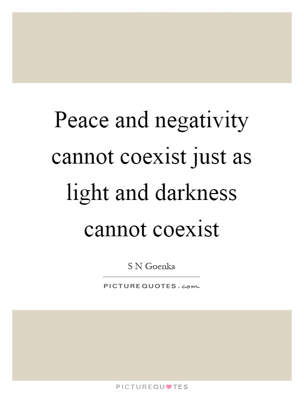 Coexist quotes