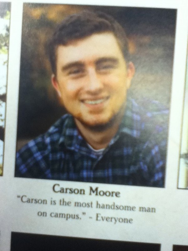 Funny Yearbook Quote 1 Picture Quote #1